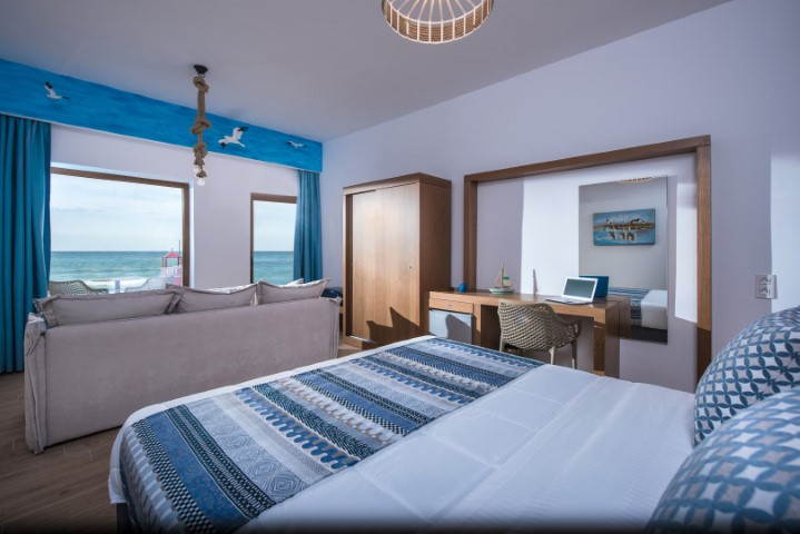 Junior Suite Sea View Yianna Caravel